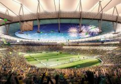 Carbon footprinting and mitigation for the Brazil 2014 World Cup