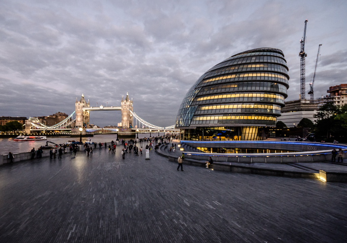 Featured image of Post: Dan becomes London Sustainable Development Commissioner