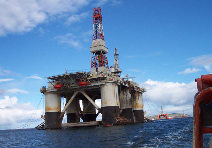Featured image of Post: Oil and gas rigs – circular economy