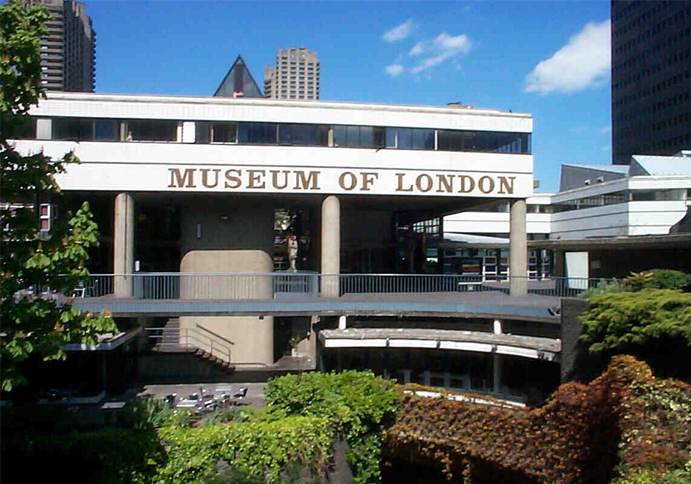 Featured image of Project: Museum of London