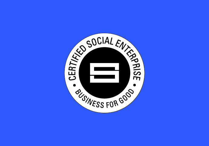 Featured image of Post: We're a Social Enterprise
